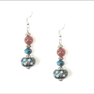Ambrosia Earring: Drop Multi